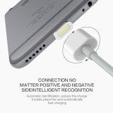 Placa magnética de carregamento USB Cabo do carregador para telemóvel