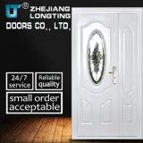 LuxuxSafety Exterior Security Steel Door mit Glass