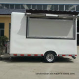 スナックおよび飲み物のための移動式食糧販売のトラック