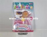 Pistola de bolha de novo item de Bebé brinquedos brinquedos de exterior de Verão (1020607)