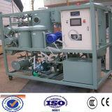 Doppia macchina di depurazione di olio del trasformatore di vuoto delle fasi