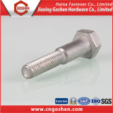 DIN931 Appuyez sur la vis en acier inoxydable/ boulon à tête hexagonale M3-60