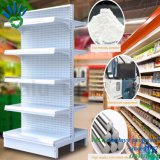 공장 판매 단 하나 두 배는 백색 뒷판 슈퍼마켓 선반 또는 선반 편들었다