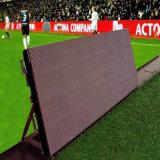 Schermo di visualizzazione esterno del LED dello stadio di football americano di HD P10
