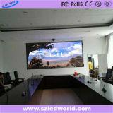 Panneau (P3, P4, P5, P6) d'écran fixe mince de DEL/affichage vidéo extérieur d'intérieur de DEL