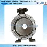 Enveloppe en matériau de titane de pièces de rechange de pompe centrifuge de Goulds 3196