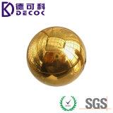 C26000 Grote Decoratie van het Gebied van de Bal van het Roestvrij staal van de Bal van het Messing de Holle