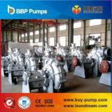 Pompa centrifuga resistente dei residui elaborare minerale