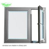 Двойной изоляционный закаленное стекло окна Alumiun