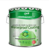 Одно компонентной вылеченное влагой покрытие полиуретана основания воды водоустойчивое