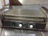 Gril de hot-dog pour griller le hot-dog (GRT-RG11M)