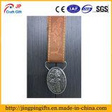 Medalla de encargo del deporte de la insignia de la alta calidad de la fuente de la fábrica con la cinta