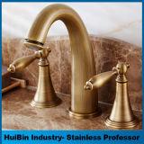 Laiton antique de haute qualité du bassin de Conception robinet mélangeur robinet