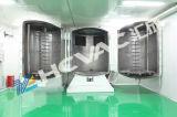 Système en plastique de métallisation sous vide/machine en plastique de métallisation sous vide de l'enduit Equipment/ABS de PVD