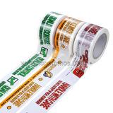 OEM BOPP van de Druk van de douane Band de Van uitstekende kwaliteit van de Verpakking