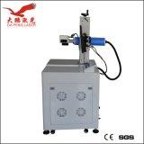 Máquina de marcado de fibra de láser de fibra Dplasers 20W de 10 años de la fábrica de CE
