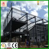 La vendita calda Facile-Ha costruito l'edificio per uffici d'acciaio prefabbricato con la parete di vetro