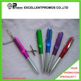 Promotie Goedkope Plastic Pen met Clipper van de Spijker (EP-P141024)