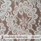 Nouvelle Fleur dentelle de coton de gros (M3437)