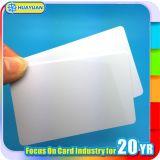 인쇄할 수 있는 RFID MIFARE 고전적인 1K 백색 PVC 카드