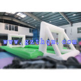 Portable Gonflable Soap Football Field / Inflatable Football Arena /