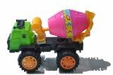 Het grappige Plastic Stuk speelgoed van het Mengapparaat van de Wrijving van de Auto Concrete