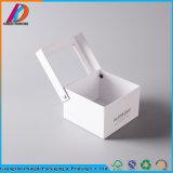 Custom Flip Top Case de l'emballage en carton avec fenêtre PVC