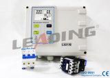 別の圧力値の設定に従う単一フェーズポンプコントローラ(L921-B)ポンプ開始そして停止