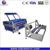 Starmacnc- 1610 1325 láser de CO2 Máquina de corte de tela, grabador láser Corte láser CNC