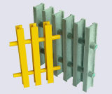 ISO/SGSの証明と火格子を付ける頑丈なFRP Pultruded