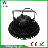 IP65 industriali impermeabilizzano 100W l'indicatore luminoso del UFO Highbay