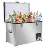 80L Portable 12V Compressor Fridge Freezer