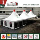 [15م] إطار 6 خيمة سداسيّة لأنّ 500 الناس لأنّ خارجيّ تموين يتعشّى