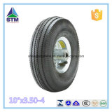 "Wheelbarrow Hand Trolley를 위한 Qingdao Cheap Pneumatic Tyre 10 "" X3.50-4"