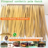 Хата Thatch пожаробезопасного синтетического тростника Thatch Viro Thatch африканская