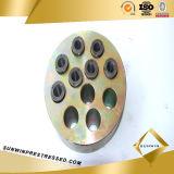 Ancla tensida poste del concreto de acero Yjm13-5 para la venta