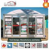 de Tent van de Markttent van het Buffet van de Luxe van 5X5m voor Pook met Duidelijk Venster