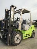6m anhebender 3 Tonnen-Trommel-Schelle-Gabelstapler mit festem Reifen