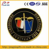 2017 En gros Custom Logo Metal Enamel Souvenir Badge