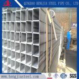 Tubo d'acciaio del quadrato comune del carbonio per la costruzione della struttura