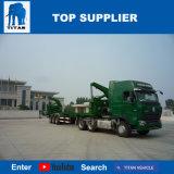 Vendita del nemico del rimorchio del camion del contenitore di caricamento di auto del contenitore del veicolo del titano