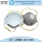 Respirador de cone protegido aprovado por Ce ou Niosh