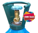 50 Liter-Gas-Zylinder (Stab W.-P. =200)
