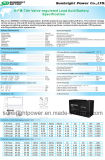 세륨 RoHS UL를 가진 SBB 12V7ah Motorcycle Battery