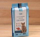 Divers sac de empaquetage zip-lock en plastique fait sur commande d'aliment pour animaux familiers de crabot de chat de poche/sac alimentation des animaux