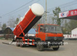 Dongfeng 6X4 하수 오물 진공 흡입 트럭 16m3 하수 오물 흡입 트럭