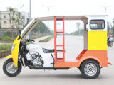 Motocicleta da roda do triciclo três de Passenager