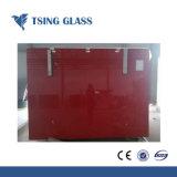 Vidro lacada em vidro pintado para aplicações de decoração