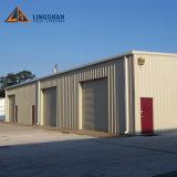 La struttura d'acciaio poco costosa Q345 si è liberata del magazzino industriale