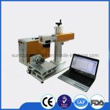 Stampatrice della macchina della marcatura del laser della cassa dell'orologio dell'acciaio inossidabile/del laser cassa per orologi